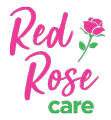 Red Rose Care Logo