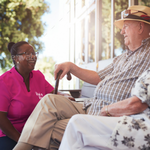 dementia care from Red Rose Care
