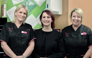 Red Rose Home Care team
